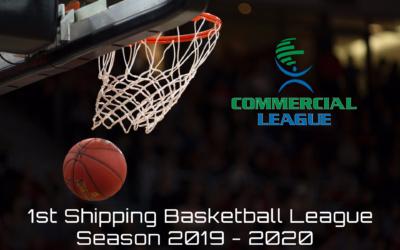 1st Shipping Basketball League